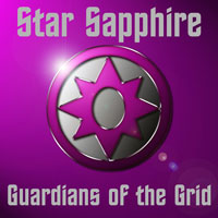 Star Sapphire Guardians of the Grid